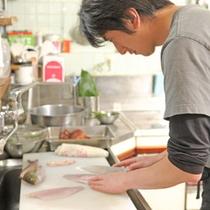 調理は若旦那が腕を振るいます2