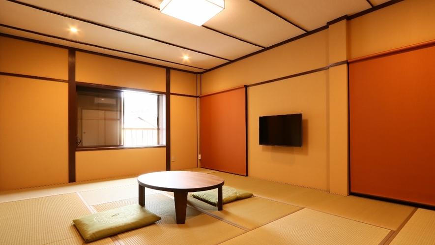 *新館12畳◆のんびりとお寛ぎください