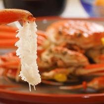 ぷりっぷりの身・蟹