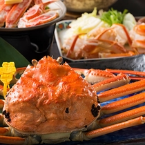 膳・蟹 蟹アップ