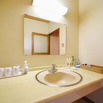 *和室・洗面所