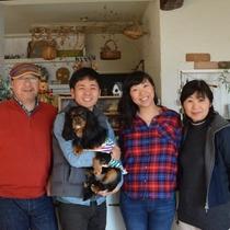 家族でゆっくりできるので毎年来ています。また来ま~す(^^)/