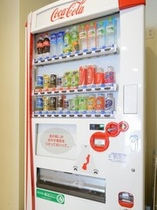 1F自動販売機