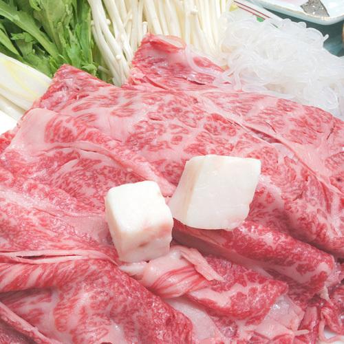 土佐牛すき焼き
