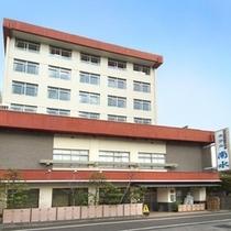 坂本龍馬生誕の地に建つ当館外観