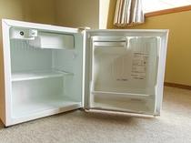 全室冷蔵庫完備!