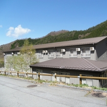 *【外観】充実のアクティビティが揃った体験型宿泊施設です。