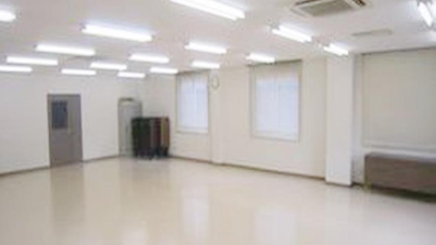 *多目的ホール・会議室・吹奏楽等にも利用できます。