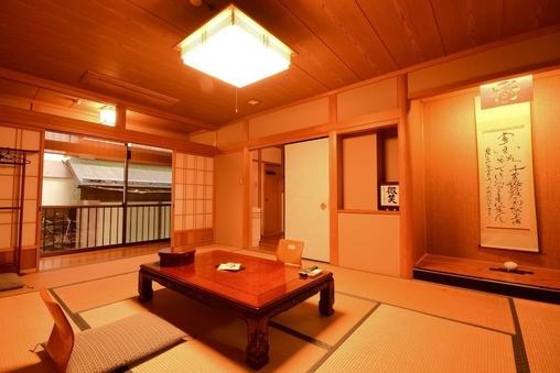 和室12畳■禁煙■(新館1階)