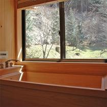 離れ金松の間 客室風呂
