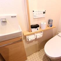 別館トイレ 全面リニューアル致しましたので快適にご利用頂けます
