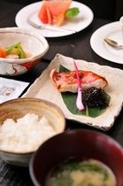 樅の木亭レストラン 朝食