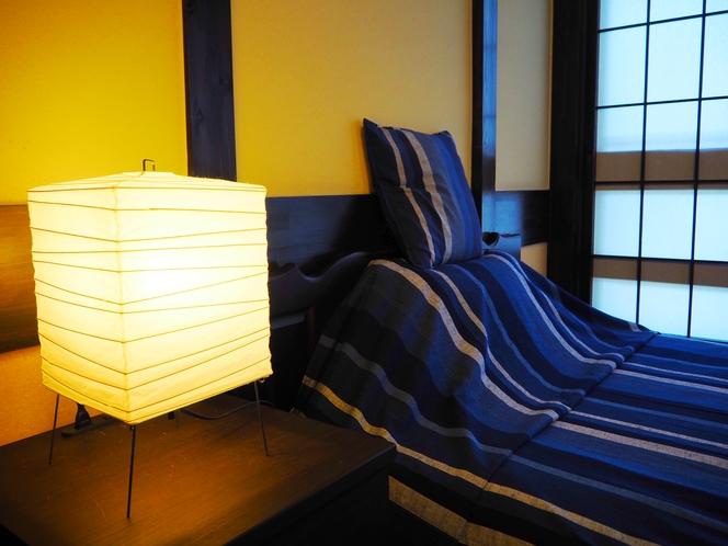 洋室Aタイプ 照明