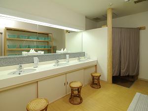 浴場洗面台