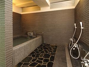 小浴場(地下1階)