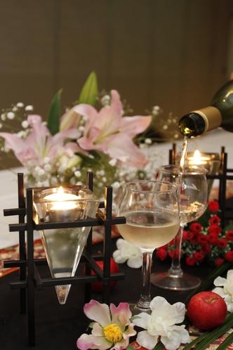 記念の食卓