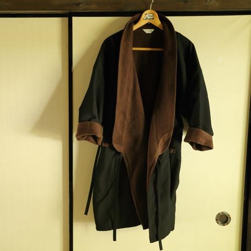【ハーフコート】冬季のみご準備させて頂いております。