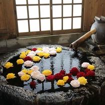 【貸切風呂/こずみ】誰にも気兼ねせずに、ゆっくりと天然温泉を楽しんでいただけます※写真はイメージで