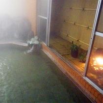 *大浴場一例(男女入れ替え制)/飲泉も可能な当館の温泉。100%天然のやわらかな温泉をお楽しみ下さい