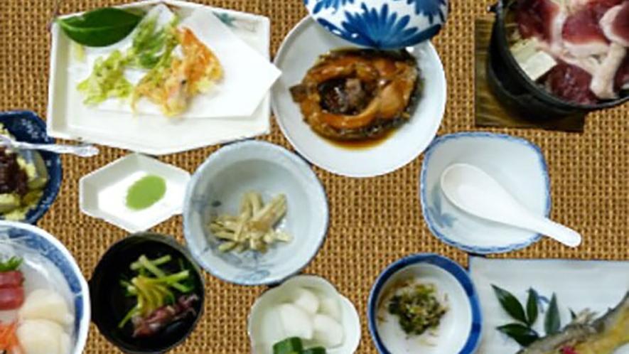 *旬菜料理