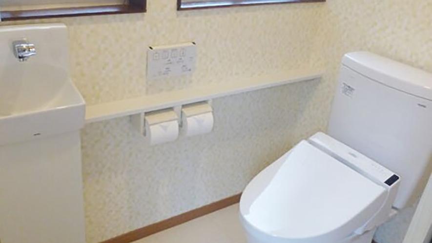 *設備/バリアフリーのお手洗いをご用意しております。
