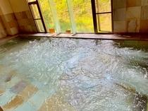 温泉効果抜群!気泡浴・水流浴