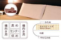 Mitsui Garden Hotels オリジナル枕