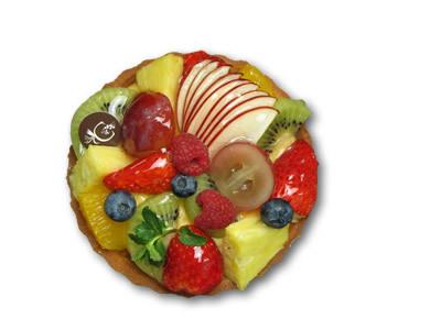 【選べるケーキは4種類】季節のフルーツタルト(果物は季節により異なります)