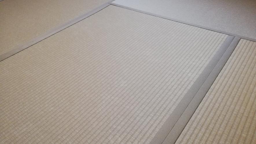 和室の畳は2019年12月に張替えました