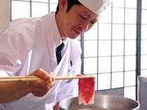 料理人が丁寧に手間暇かけて仕上げた献立をお楽しみください