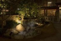 飛鳥乃湯泉中庭 椿の森