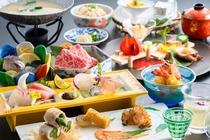 【料理長お薦め会席】夏のお料理イメージ