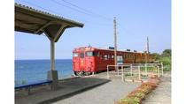 観光列車 伊予灘物語