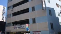 提携駐車場【名鉄協商パーキング名駅3丁目立体駐車場】