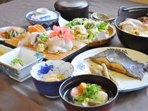 【ご夕食一例】