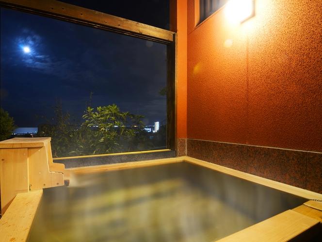 【讃徳-さんとく-】半露天夜景2