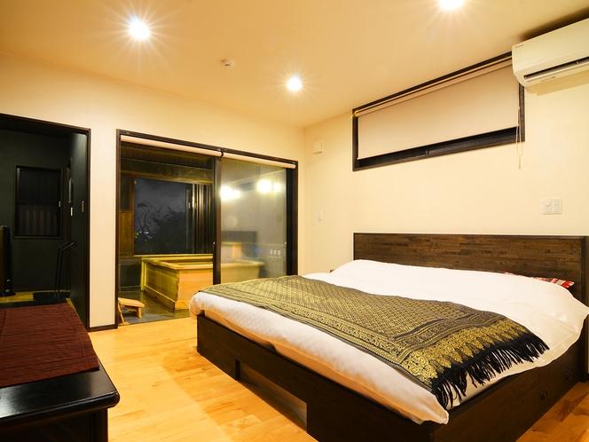 【優徳-ゆうとく-】2階 寝室