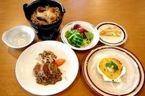 和田山荘食事写真2014-2015-3
