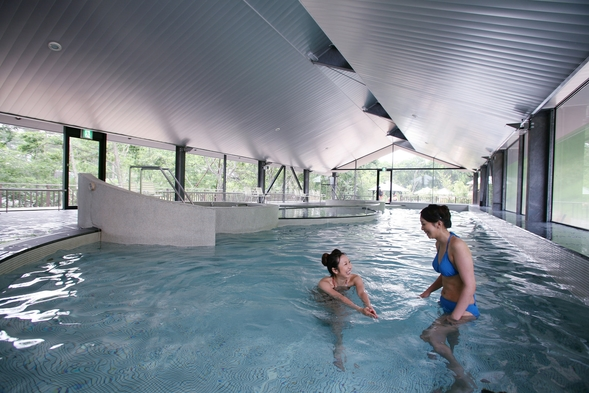 エンゼルフォレスト(旧レジーナの森)温泉スパ 2日間入浴放題プラン