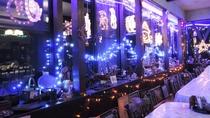 *【食堂】クリスマスにはイルミネーションが彩ります♪