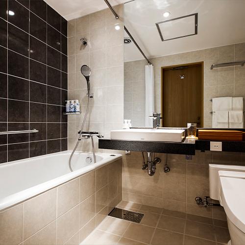 【レギュラーフロア】バスルーム(一例)