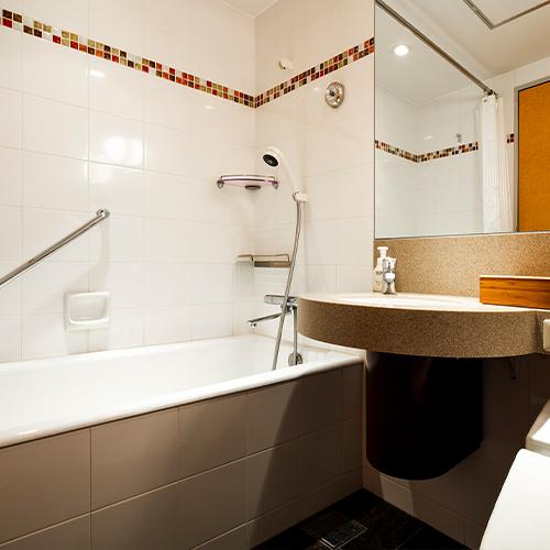 【華小路フロア】バスルーム