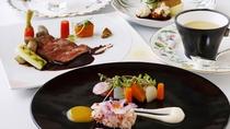 【懐石フランス料理 グルマン橘】料理イメージ