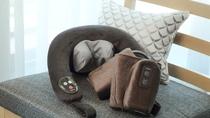 【貸出備品】マッサージャー 旅の疲れを癒すマッサージャーは首用・肩用ございます