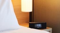 【8-10F、各階スイート、ラグジュアリーツイン、雲母唐長ルーム】Bluetooth対応スピーカー