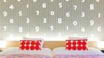 【コンセプトルーム】SOU・SOU ROOM(和洋室)54㎡ ※イメージ
