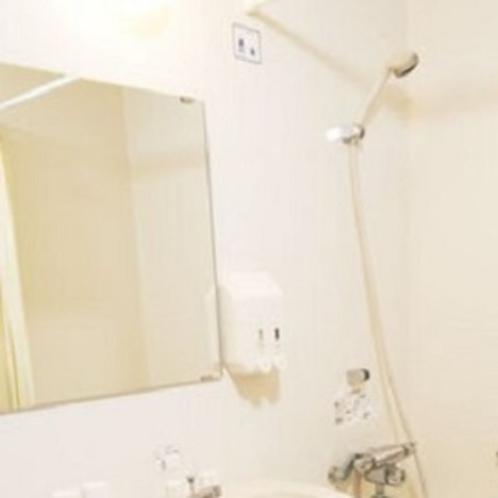 全室シャワー完備
