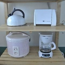 炊飯器・トースターなど