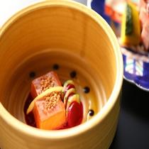 信州サーモンをアレンジしたお料理をご堪能ください。