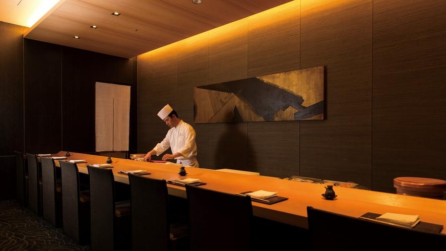 日本料理「水簾」